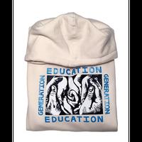 IGGY CREAM EDUCATION GENERATION HOODIE