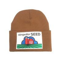 STINGWATER Stingwater Seed Beanie brown
