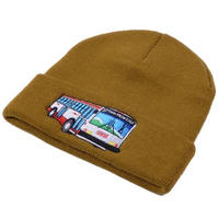 GX1000 Bus Beanie [Brown]