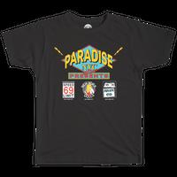 PARADISE.NYC FLASHDANCERS  Black