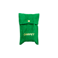 CARPET COMPANY WOVEN BELT WHITE