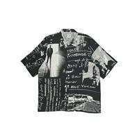 POLAR SKATE CO. ART SHIRT STRONGEST NOTES BLACK