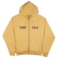YARDSALE92' Fullzip Hood Mustard