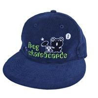 FROG Corduroy Hat Navy