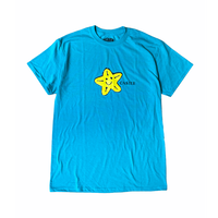 CASTLE STAR TEE TEAL