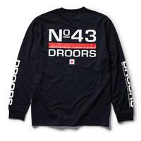 DROORS NO 43 LS - NAVY
