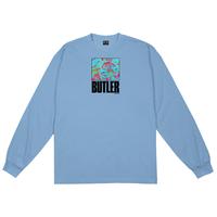 BUTLER HAYMAKER LONGSLEEVE CLEAR BLUE