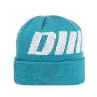 DIME SCREAMING BEANIE Teal
