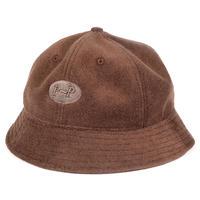 PASS PORT PILE BUCKET HAT BROWN