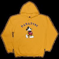 PARADISE MICKY BONER HOODIE GOLD