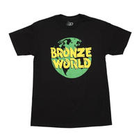 BRONZE BRONZE WORLD TEE BLACK