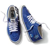 VANS x ALLTIMERS SK8 MID PRO LTD - BLUE