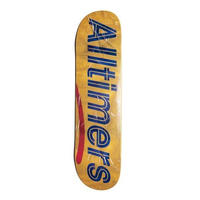 ALLTIMERS PACKING TAPE LOGO BOARD 8.1""