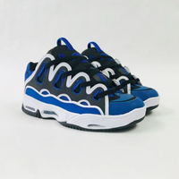 OSIRIS D3 2001 BLUE/BLACK/WHITE