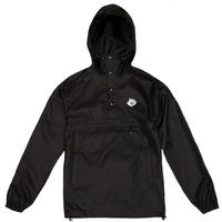 MAGENTA RETRACTABLE JACKET BLACK