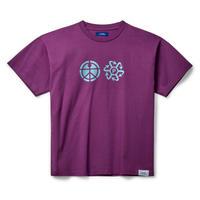 RASSVET Print Logo Tee - Purple
