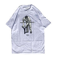 STINGWATER They Don't Want You To Groe T Shirt White