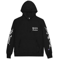 Boys Of Summer  SANTINO PULLOVER HOODIE  Black