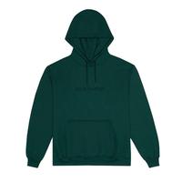 SCI-FI FANTASY Logo Hood GREEN/GREEN