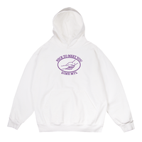 DIME GREETINGS HOODIE White