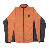 BRONZE56K HIGH PERFORMACE WINDBREAKER ORANGE