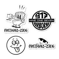 CALL ME 917 Sticker Pack