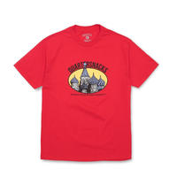 QUARTER SNACKS RUSSIA TEE RED