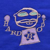HARDBODY X STARGIRL CRAFTED BLUE - L