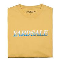 Fade T-shirt Mustard