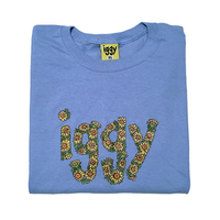 IGGY BLUE SUNFLOWER T-SHIRT