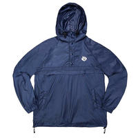 MAGENTA RETRACTABLE JACKET - NAVY