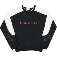 YARDSALE CLUB CREW NAVY/WHITE