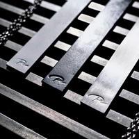 【PRYplus】3way Plate Necklace  (white・black)
