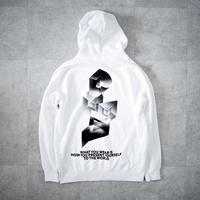 3D graphics hoodie