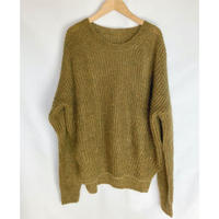 kid mohair knit