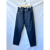 hight waist tapered denim pants