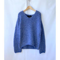 low gauge knit pullover