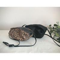 leopard pochette