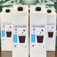 オリジナルストレートコーヒー 1,000ml 6本 【無糖】
