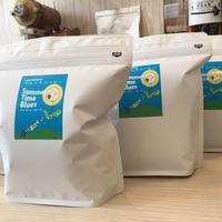 水出しコーヒーパック ビター&フルーティータイプ「サマータイムブルース」 5パック入り(2.5リットル分)