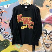 【KISHIWADA CITY】KWC0724  LONG SLEEVE TEE(Cleveland)