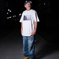 【KISHIWADA CITY】LEPEZEN  PHOTO TEE(WHITE/岸和田駅)