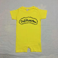Puff Puff LONGSLEEVE Rompers(YELLOW)