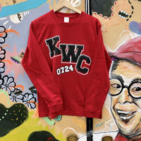 【KISHIWADA CITY】KWC0724  LONG SLEEVE TEE(Chicago)