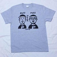 2 young boys Tee(MIX GRAY)