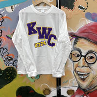 【KISHIWADA CITY】KWC0724  LONG SLEEVE TEE(Los Angeles)