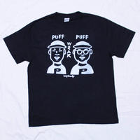 2 young boys Tee(BLACK)