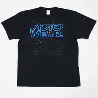 GALAXY WARS Tee(BLACK/BLUE)
