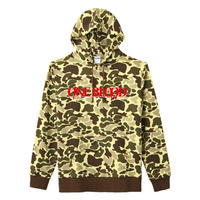 【セットアップ上】ONE BLOOD REGULAR  HOOD PARKA (KAMO)
