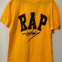 RAPマイライフ TEE (GOLD)